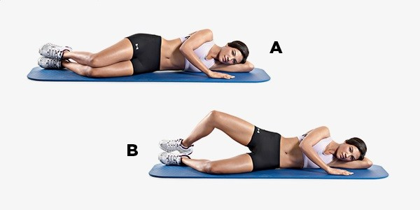 great-butt-exercises-that-arent-squats-clamshell